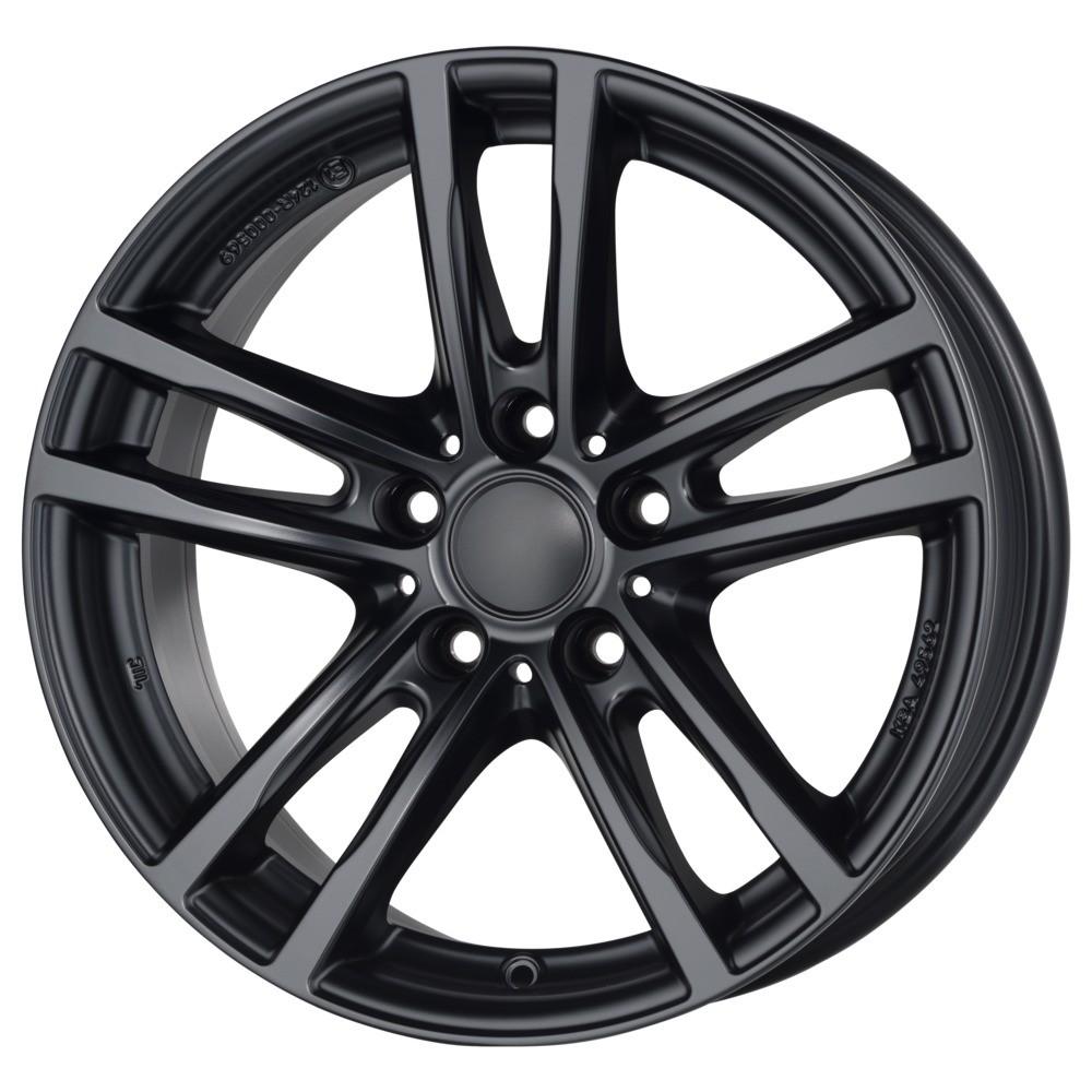 RIAL X10 noir mat